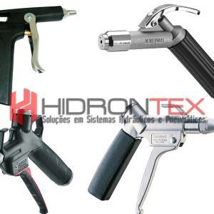 Pistola de ar comprimido profissional