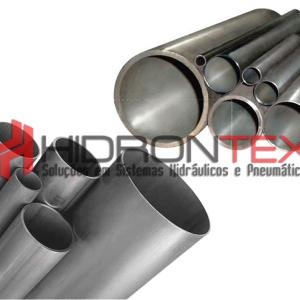 Tubo ermeto aço carbono