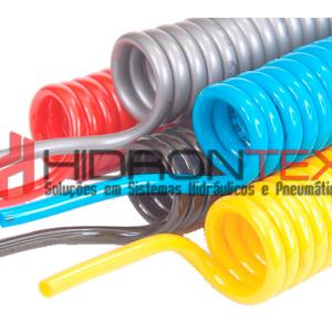 Tubo pneumático nylon